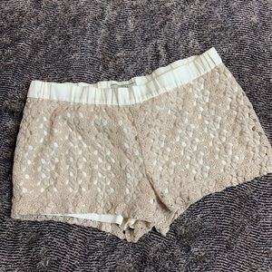 Guess knit shorts